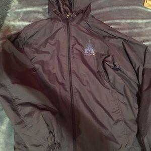 Disneyland cast member rain jacket